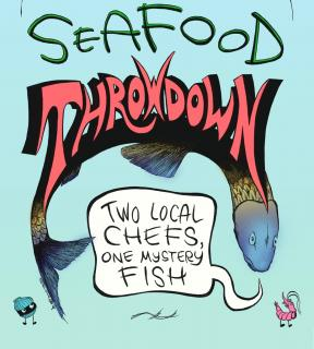 Seafood Throwdown graphic