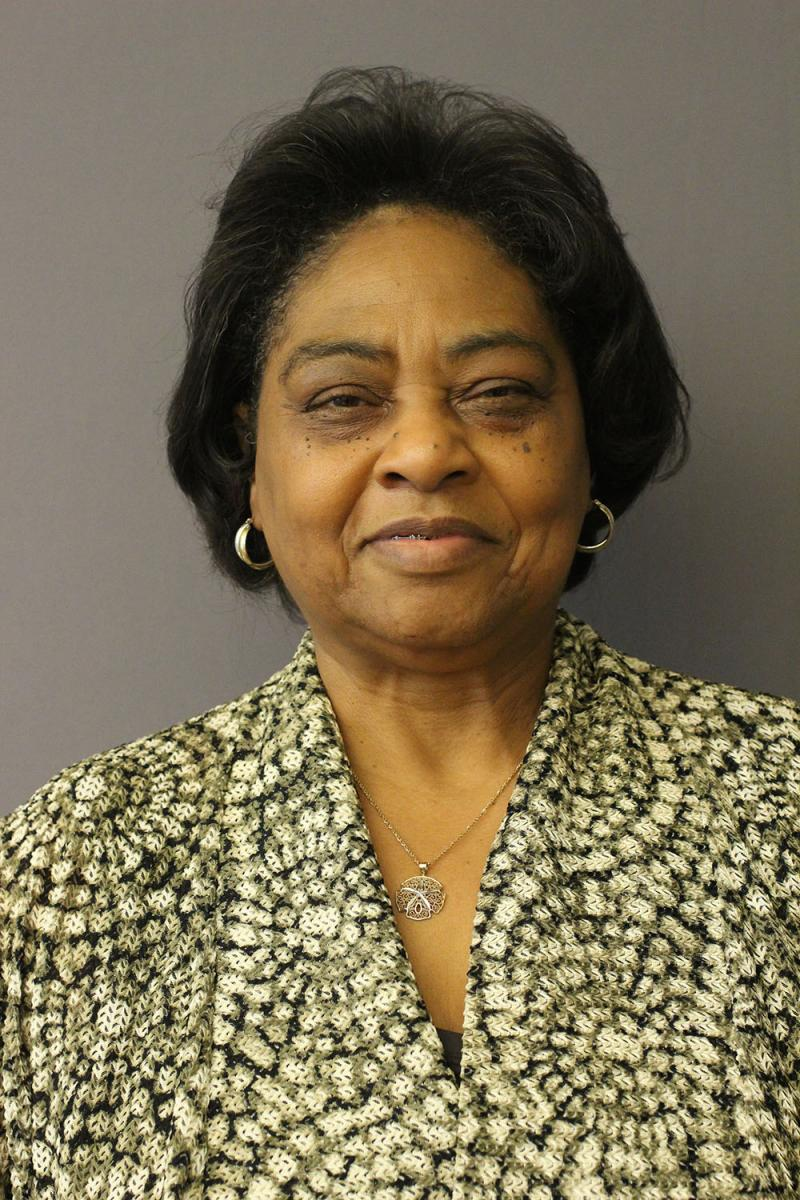Shirley Sherrod at the StoryCorps interview. Photo: StoryCorps